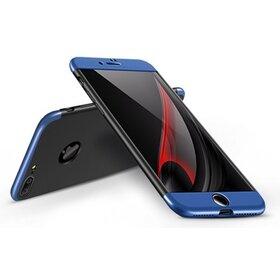 Husa iPhone SE 2 (2020) / iPhone 7 / iPhone 8 model Shield 360 GKK Black&Blue