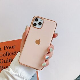 Husa Luxury pentru iPhone 7 Plus/ iPhone 8 Plus Rose Gold