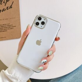 Husa Luxury pentru iPhone 7 Plus/ iPhone 8 Plus White