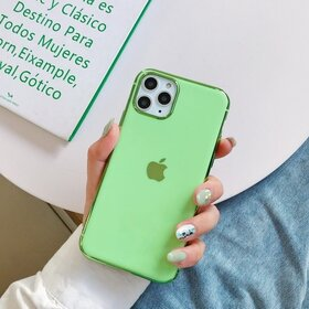 Husa Luxury pentru iPhone 11 Green Mint