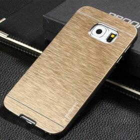 Husa Motomo Luxury Galaxy S5 Gold