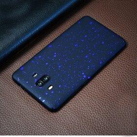Husa Paint Mata pentru Huawei Mate 10 Blue