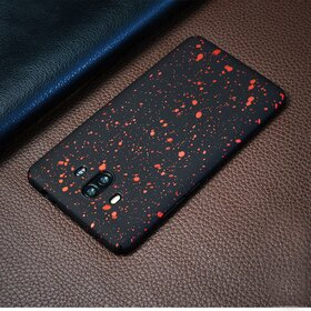 Husa Paint Mata pentru Huawei Mate 10 Red