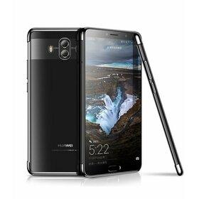 Husa Plating pentru Huawei Mate 10  Black