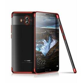 Husa Plating pentru Huawei Mate 10  Red