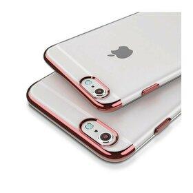 Husa Plating Transparenta pentru iPhone 7/iPhone 8