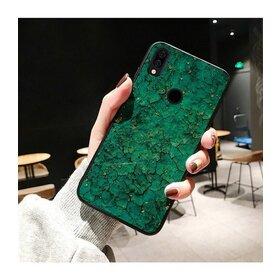 Husa protectie cu model marble pentru Huawei P20 Lite (2018)
