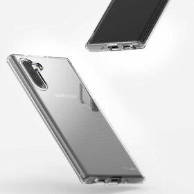Husa Ringke Air ultra-subtire pentru Samsung Galaxy Note 10 Transparent