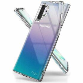 Husa Ringke Air ultra-subtire pentru Samsung Galaxy Note 10 Plus Transparent