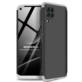 Husa Shield 360 GKK pentru Huawei P40 Lite Black&Silver