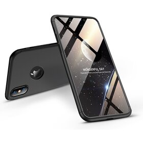 Husa Shield 360 GKK pentru iPhone XR Black