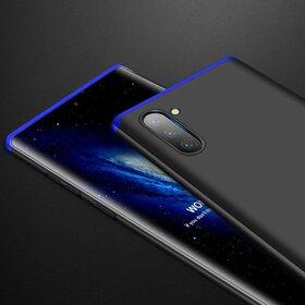 Husa Shield 360 GKK pentru Samsung Galaxy Note 10 Plus Black&Blue