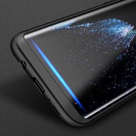 Husa Shield 360 GKK pentru Samsung Galaxy S9 Black