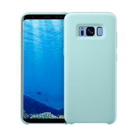 Husa Silicon Premium pentru Galaxy S8 Plus