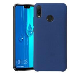 Husa Silicon Premium pentru Huawei P30 Pro Baby Blue