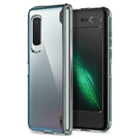 Husa Spigen Ultra Hybrid pentru Samsung Galaxy Fold Transparent