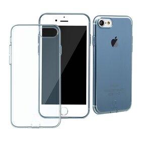 Husa Transparenta Baseus pentru iPhone 7/iPhone 8 Blue