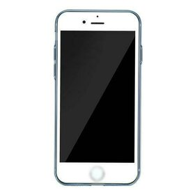 Husa Transparenta Baseus pentru iPhone 7 Plus/iPhone 8 Plus Blue