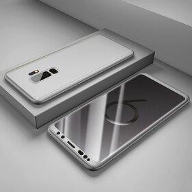 Husa Voero 360 din silicon cauciucat pentru Galaxy S9