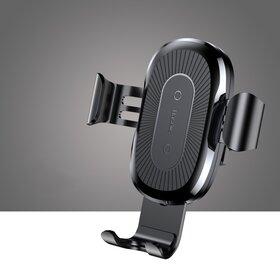 Incarcator wireless auto Baseus pentru Samsung si iPhone