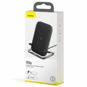Incarcator wireless Baseus RIB Black