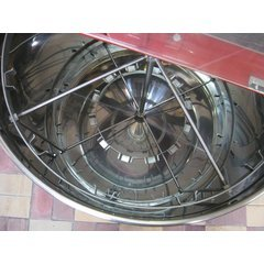 Centrifuga apicola radiala inox 12 rame magazie Mineli