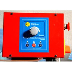 Centrifuga apicola radiala inox 56 / 48 / 48 rame electrica 220V semiautomata Lyson