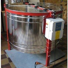 Centrifuga apicola reversibila inox 20 rame multietajat electrica 220V full automat Lyson