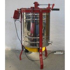 Centrifuga apicola tangentiala inox 3 rame electrica 220V si manuala Lyson