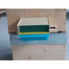 Colector polen plastic pentru tablita de zbor fixa
