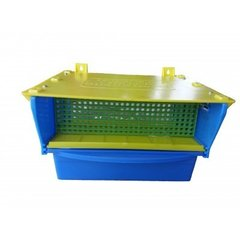 Colector polen plastic pentru tablita de zbor fixa model 2