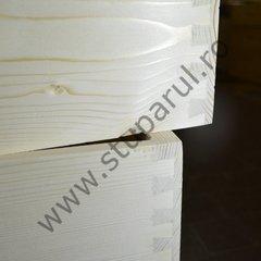 Corp 10 rame 3/4, grosime 22 mm, imbinare coada randunica