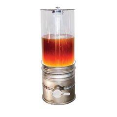Recipient miere transparent cu incalzire - 29L (40kg)