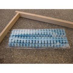 Distantiere plastic pentru rame (200 buc)