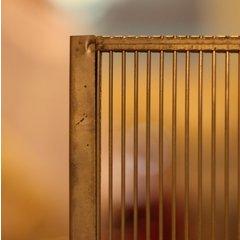 Gratie Hanneman 10 rame metalica perimetru exterior 420 x 510 mm
