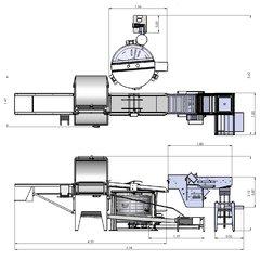 Linia de Extractie Profesionala Delta Plus Thomas