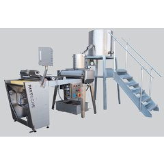 Linie full automat pentru confectionarea fagurilor de ceara prin presare la cald VA400 Rietsche