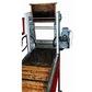 Masina de descapacit rame semiautomata incalzire cutite cu abur