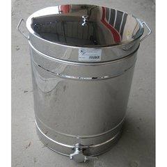 Maturator inox canea inox 280kg miere 200 litri cu manere Lyson