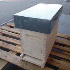Ruchette Dadant 5 cadres bois (Nucleu lemn 5 rame cu hranitor model Franta)