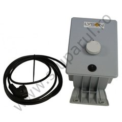 Sistem de actionare electrica pentru centrifuge Lyson