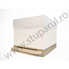 Soclu antivarroa lemn 10 rame 22mm