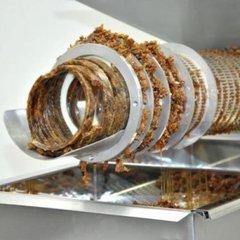 Storcator capaceala tip melc Lyson 100 kg/h
