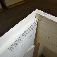 Stup vertical 10 rame hibrid practic cu hranitor