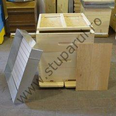 Stup Stuparul.Ro DOUA MATCI RAMA CUIB 12R - Practic