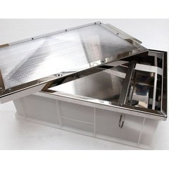 Topitor solar plastic
