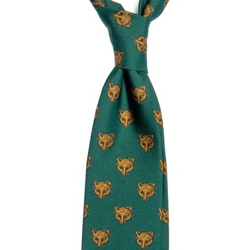 Ancient Madder Silk Tie