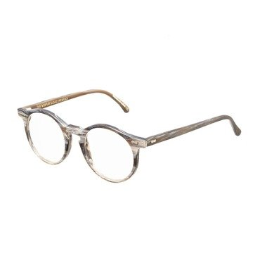CANVAS BROWN BRUSHED EYEWEAR