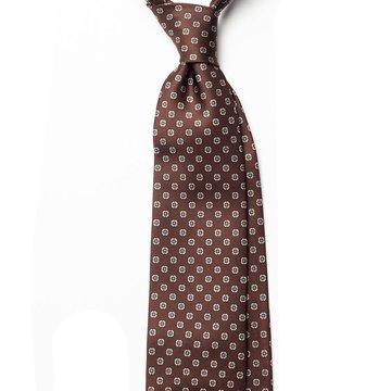 Floral Silk Tie