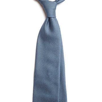 Garza Piccola Grenadine Silk Tie - Lavender